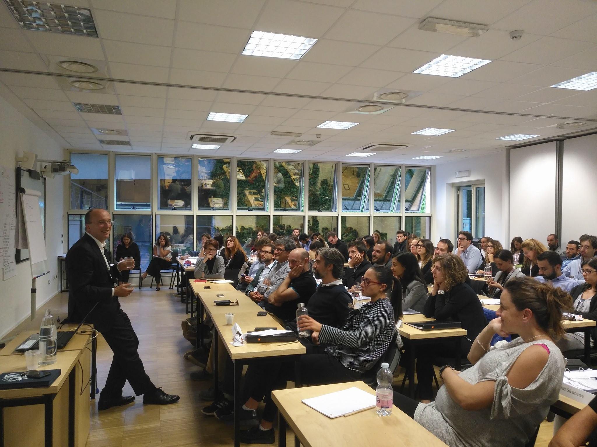 Agostino Santoni CISCO in ISTUD