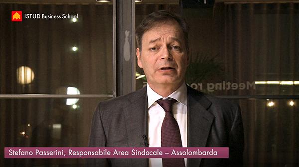 Stefano Passerini partecipante Executive Development Programme ISTUD
