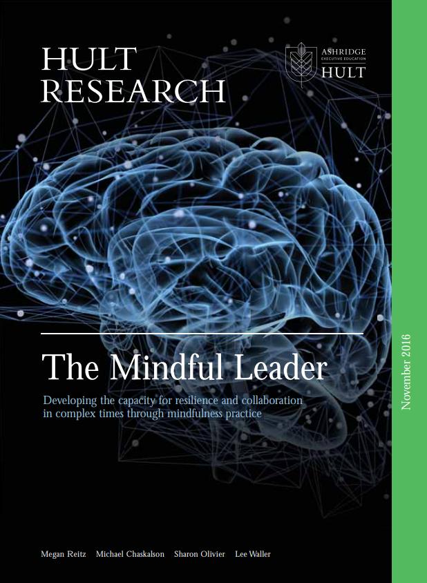 mindfulness ricerca hashridge