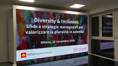 Evento Diversity and Inclusion ISTUD e Wise Growth