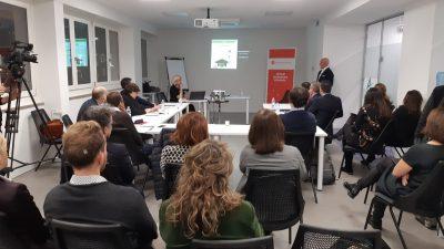 Andrea Bozzoli CEO di HPE COXA ospite alla giornata conclusiva di Executive Development Programme