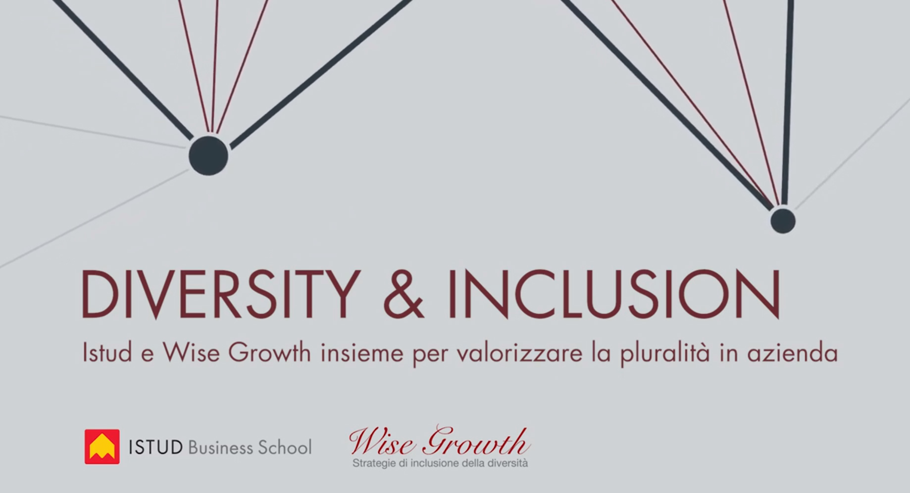 ISTUD e Wise Growth: Diversity & Inclusion