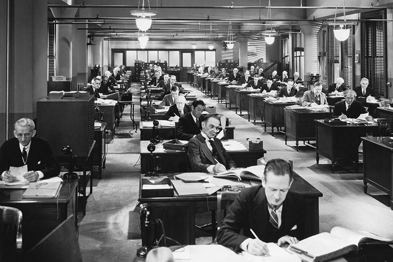 ufficio 1900