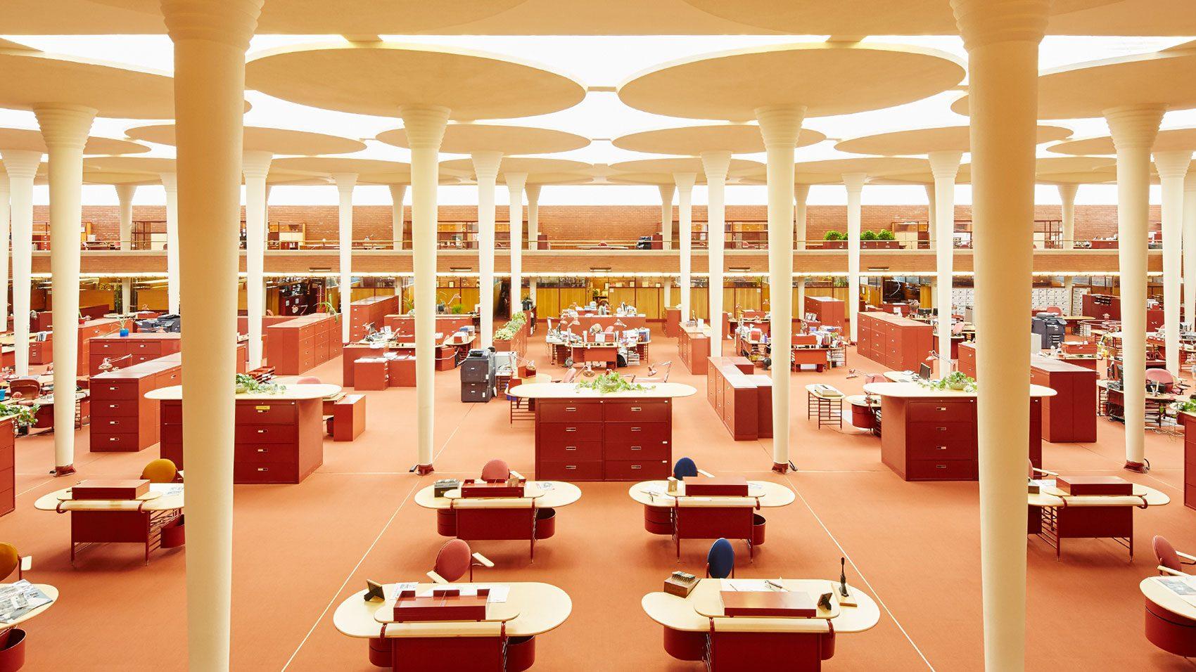 ufficio anni 50