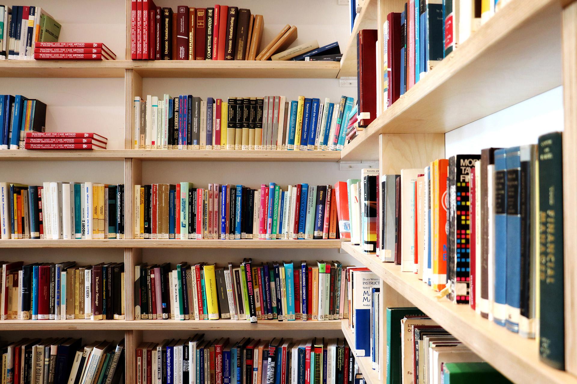 Sede ISTUD Baveno Libreria