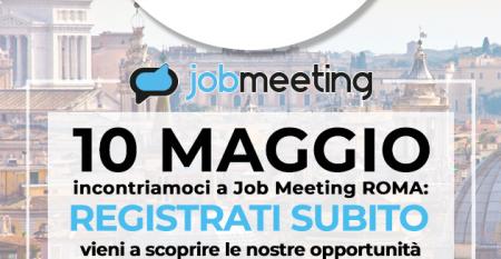 ISTUD al Jobmeeting ROMA