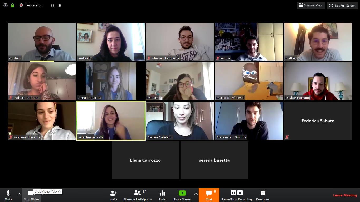 Virtual Classroom ISTUD
