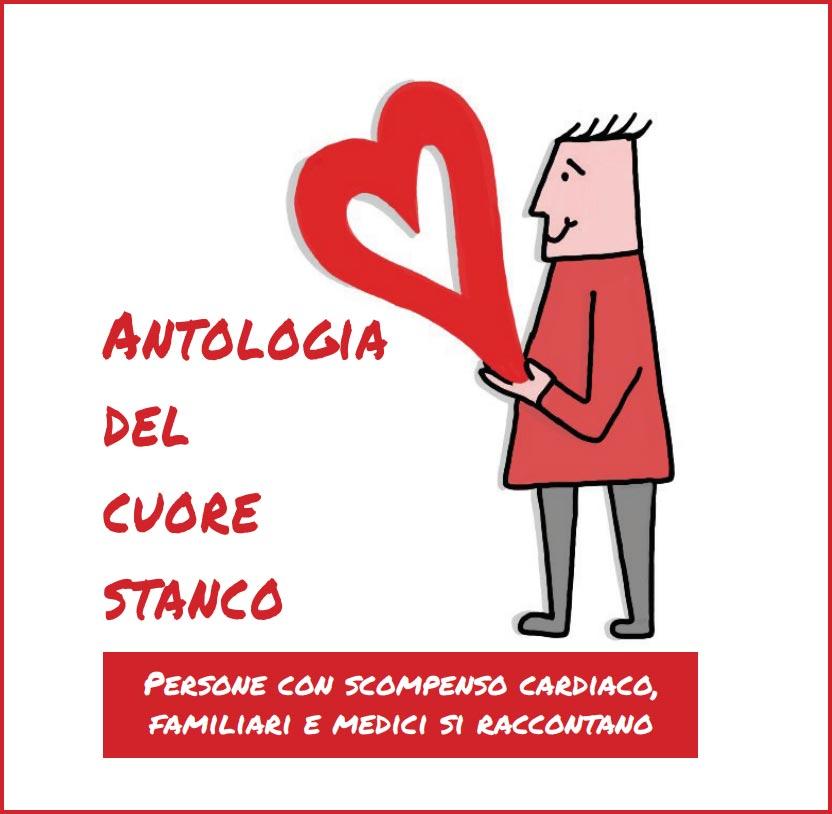 libro antologia del cuore stanco