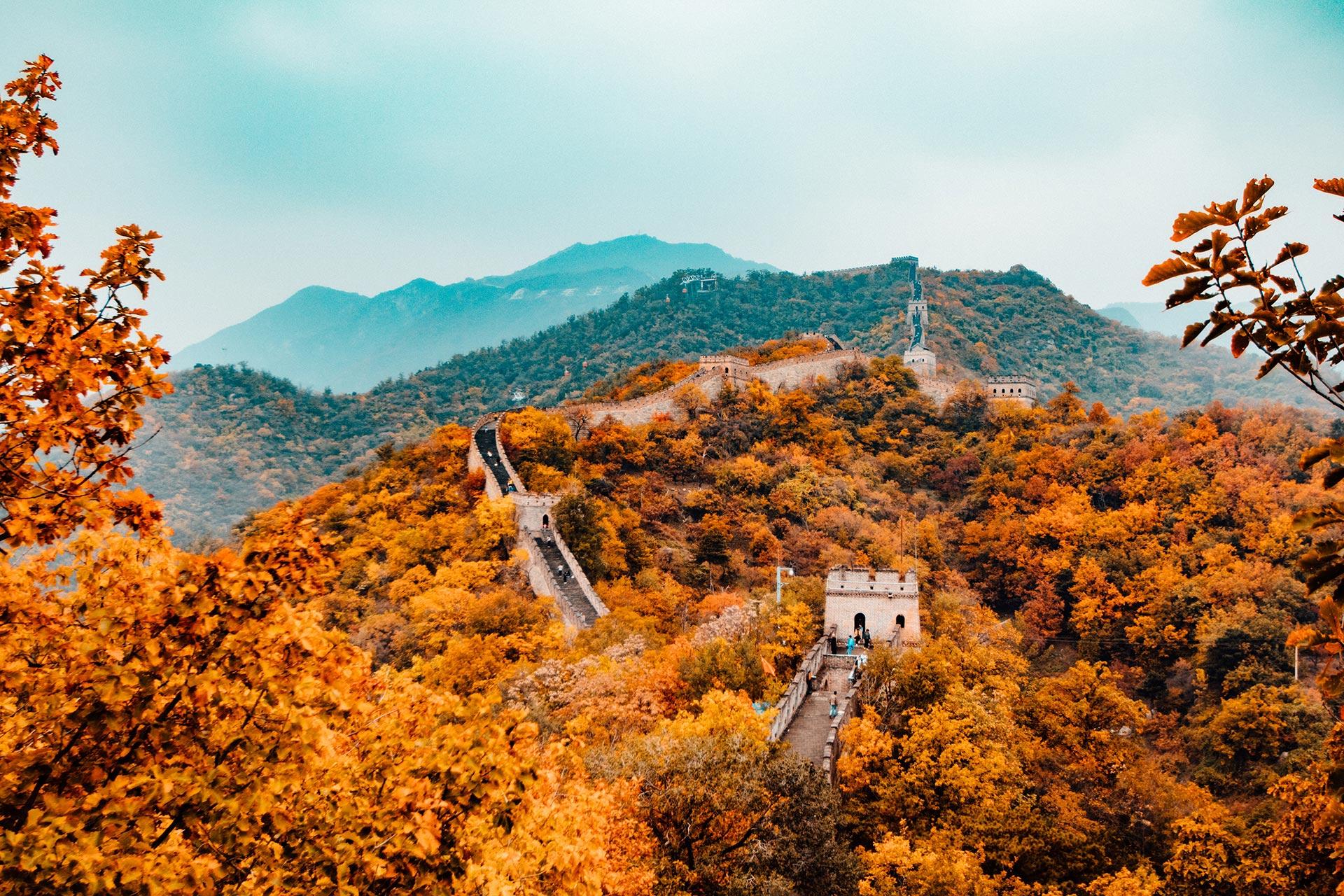 Cina tra passato rosso e futuro verde