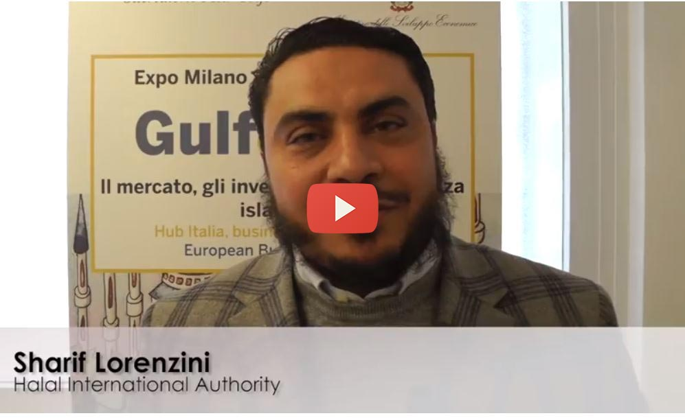 Intervista a Sharif Lorenzini