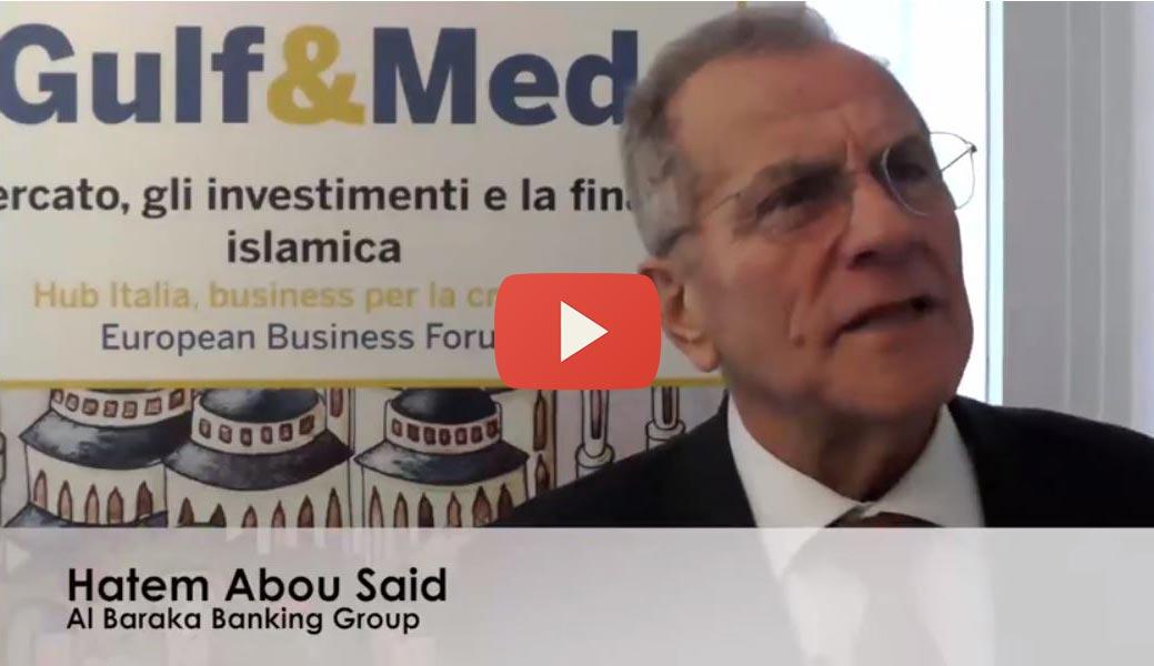 Intervista a Hatem Abou Said
