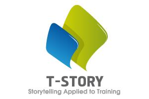 logo progetto TSTORY storytelling
