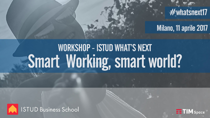 evento smart working ISTUD