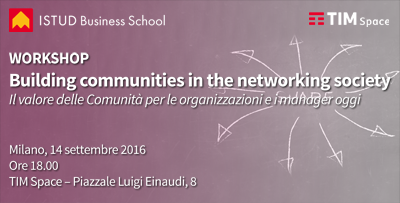 Evento Building Communities