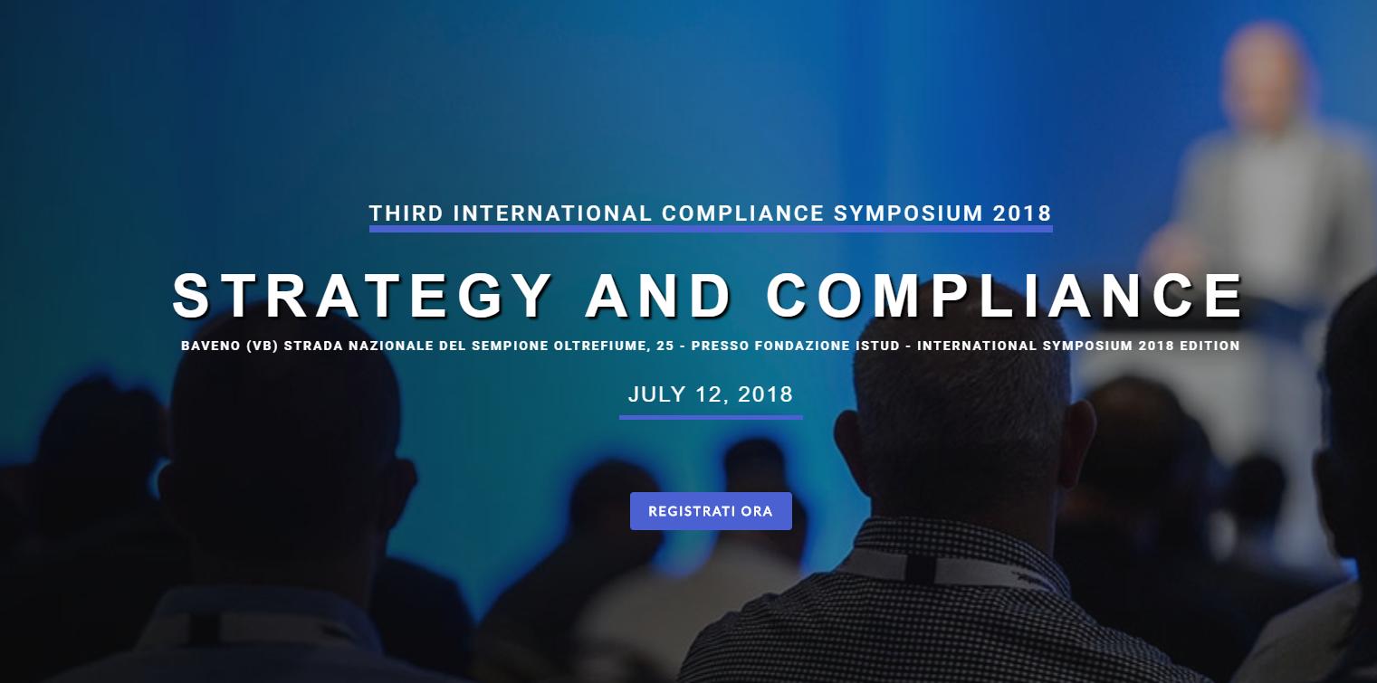 International Compliance Symposium