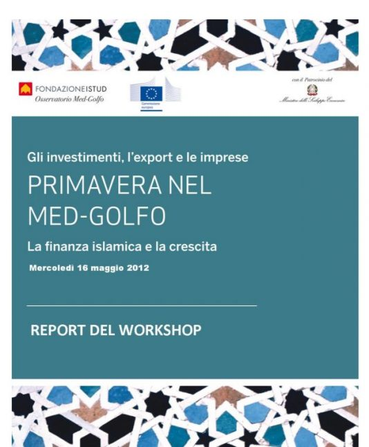 Report evento Primavera nel Med-Golfo