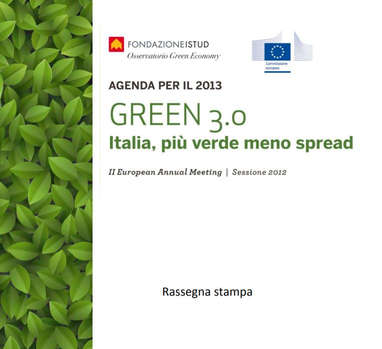 rassegna green 3.9