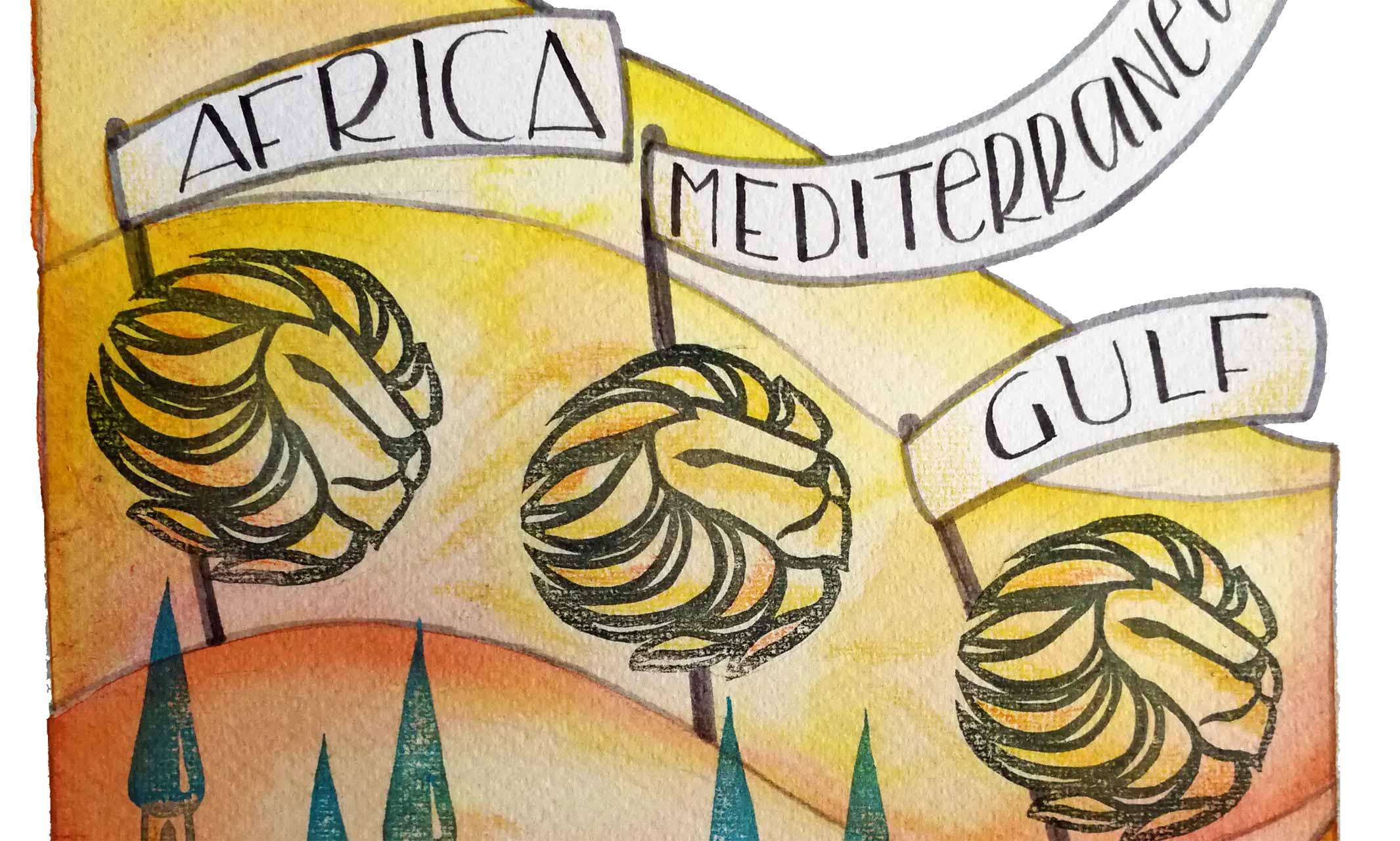 Medgolfo e africa evento istud e commissione europea 2019