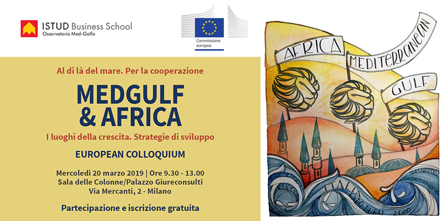 evento med gulf e africa istud e commissione europea