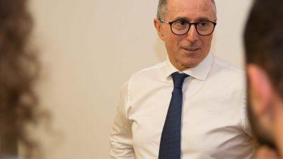 Intervista a Mario Paterlini, CEO del Gruppo Sapio, a cura degli studenti dei Master ISTUD
